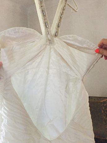 Vestido noiva sereia branco