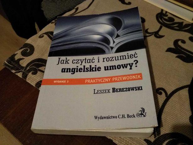 Jak czytać i rozumieć angielskie umowy? Leszek Berezowski