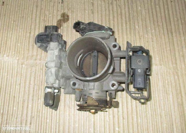 Borboleta para Honda Jazz gasolina (2002) 136200-2650 PCS45 Denso 136800-1960