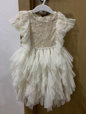 Vestido menina Billieblush