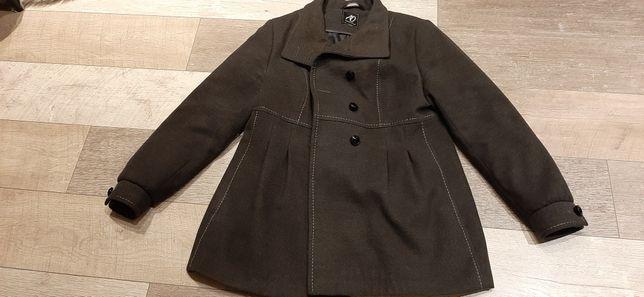 Płaszcz zimowo jesienny