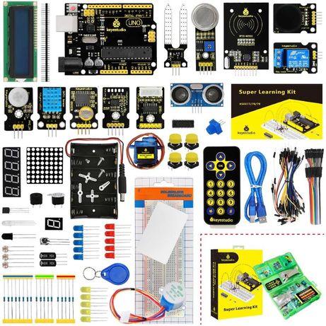 Arduino uno starter kit zestaw do nauki programowania