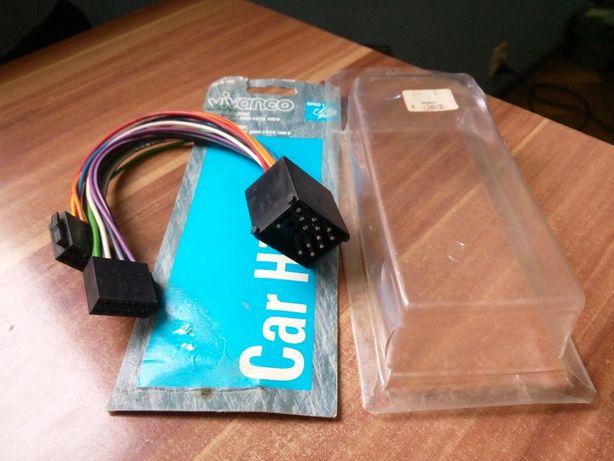 BMW 3 / 5 / 7 e30 e32 e34 e36 kostka radio Adapter z BMW na ISO