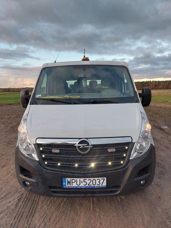 Opel Movano 2.3 2012 Doka