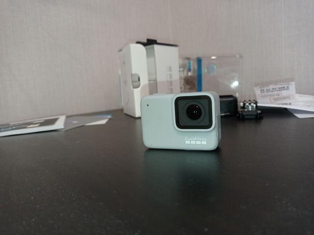 GoPro Hero 7 White на гарантии оригинал