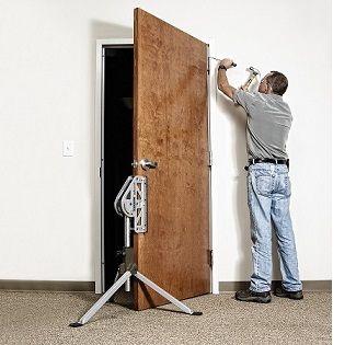 Монтаж Установка Врезка фурнитуры двери дверей любой сложности С