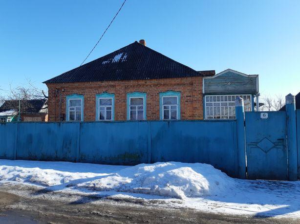 Кирпичный дом. 99м2