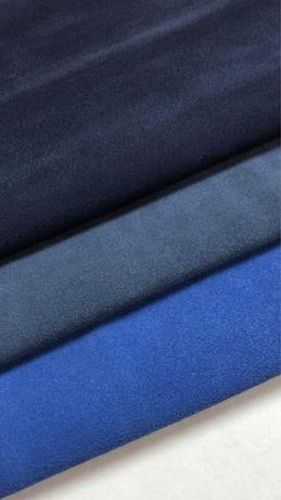 Retalhos camurca varias cores e tamanhos