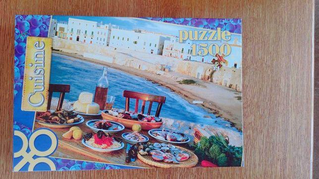 Puzzle Trefl 1500 Cuisine