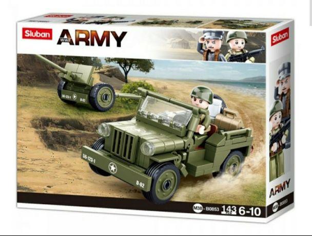 Лего конструктор Sluban ARMY