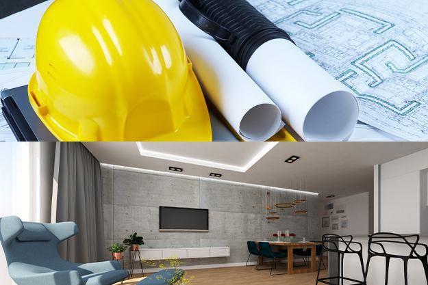 Kierownik budowy, odbiory mieszkań/domów,projekty wnętrz 3D