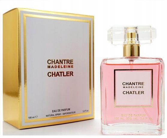 Парфюмированная вода chantre madeleine chatler оригинал