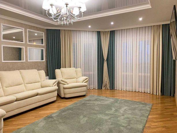 Продам трикімнатну квартиру з ремонтом ( меблі,техніка)
