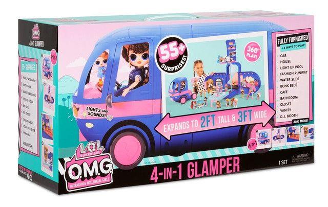 Автобус LOL Surprise OMG 4-in-1  Glamper