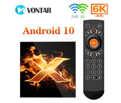 Smart Box TV android ddr/4gb, flash 64gb **envio Grátis**