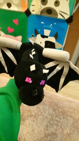 Maskotka minecraft ender dragon duży