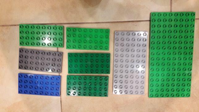 Płytka konstrukcyjna lego duplo 4x8, 6x12, 8x16