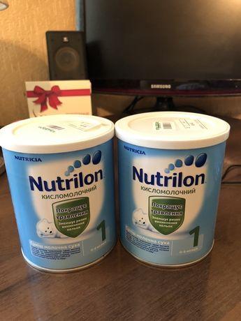 Смесь Nutrilon кисломолочный 1