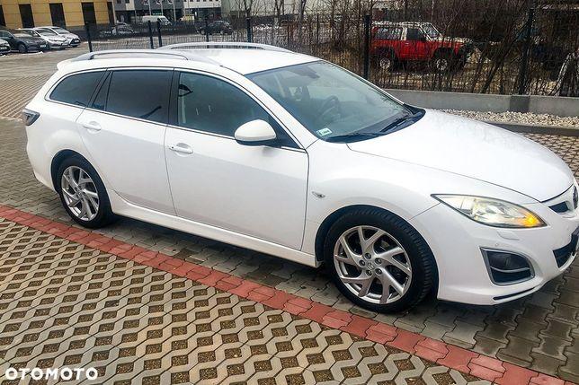 Mazda 6 Sport Full opcja