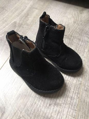 Осенние ботиночки h&m
