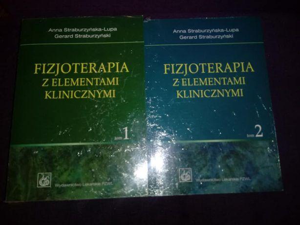 Książki FIZJOTERAPIA jak nowe
