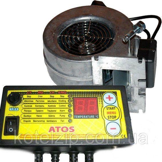 Автоматика для котла ATOS + вентилятор NWS 100 (Польша) Tech Polster Киев - изображение 1