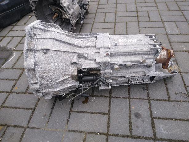 BMW E60 E61 520d N47 177KM Lci lift skrzynia biegów manual