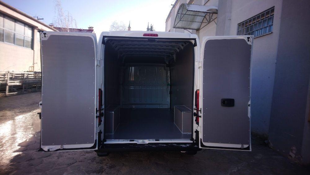 Citroen Jumper L3H2 Zabudowy premium samochodów dostawczych Osieczna - image 1