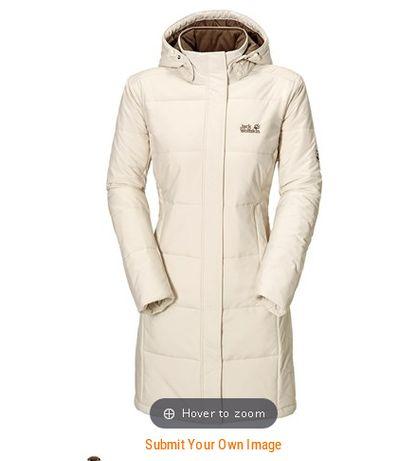 Пальто женское Jack Wolfskin
