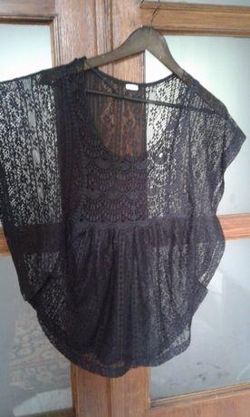 Ажурная пляжная накидка, блузка pimkie Pimkie 350 грн