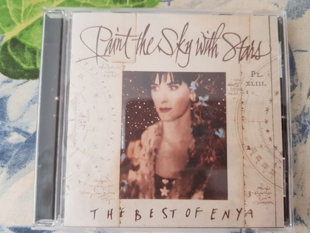 Cd Enya - The Best of - Paint The Sky with Stars