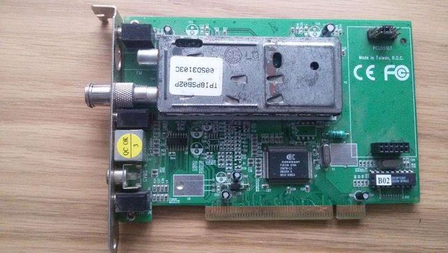 Placa TV FM MyTech - LG - PCI