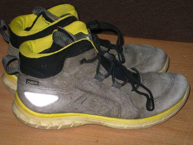 Термо ботинки Ecco с Goretex р 33-21.5см Отличное состояние