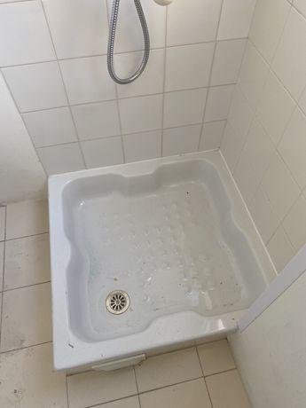 Base de duche 70x70