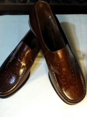 Туфли мужские кожаные размер стельки 32 см