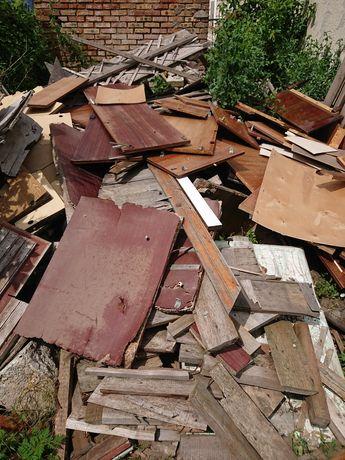 Продам дрова (доски части старого шкафа )