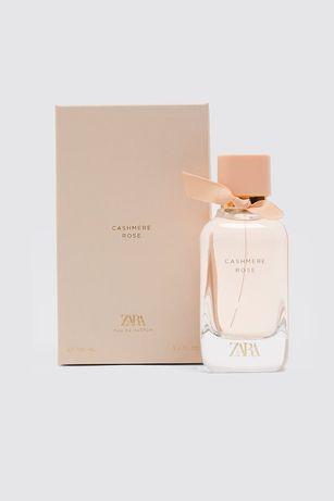 Духи Zara cashmere rose