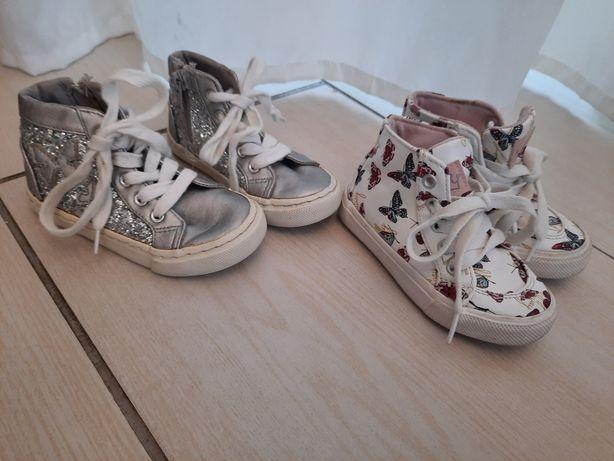 Buty dla dziewczynki 23