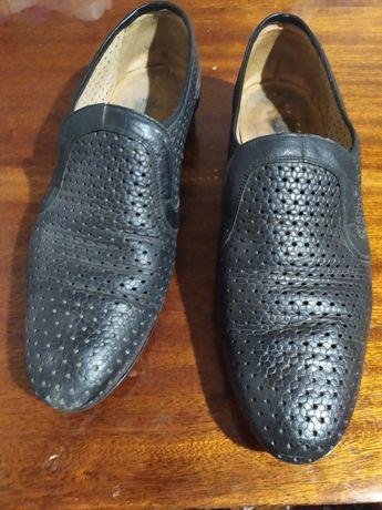 Продам туфли кожаные,мужские 43 размер.