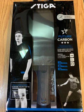 Ракетка для настольного тенниса Stiga Future Carbon 3-Star