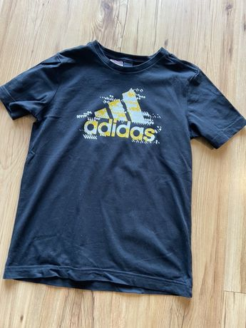 Koszulka tshirt Adidas dla chlopca rozm 134