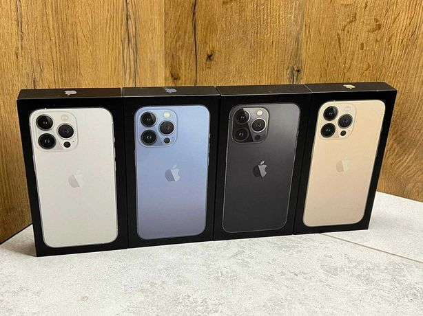 Od ręki NOWY Apple iPhone 13 Pro 256GB Sklep ul. Rzgowska 12