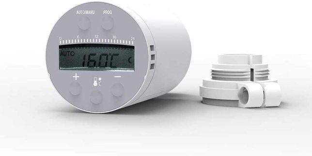 SASWEL Smart Tuya термостат радиатора умный электронный терморегулятор