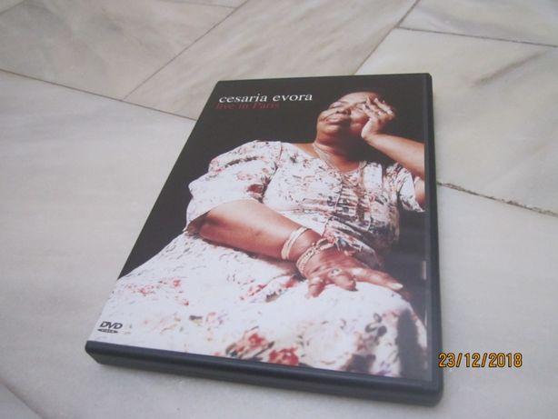 DVD Cesaria Evora