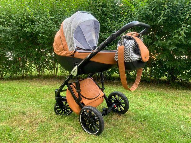 Wózek Anex Sport 2w1  Spacerówka + Gondola  Polecam!!!