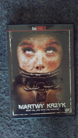 "Film ""Martwy Krzyk"" DVD"