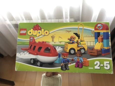 Lego duplo Аэропорт самолет лего дупло конструктор