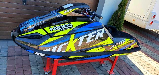 Skuter wodny RICKTER XFS G2 Freestyle 1200 Ninja MX100