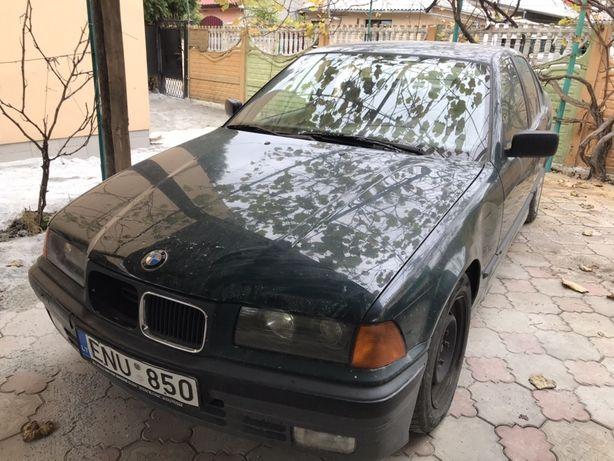 Разборка шрот BMW E36 1.7,2.5,1.6 m43,m40,m51 БМВ разборка запчастини