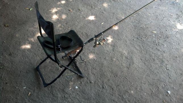 Стул раскладной для рыбалки